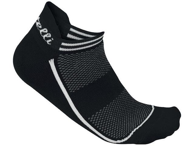 Castelli Invisibile Socks Dame black